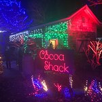 The Cocoa Shack. Very good cocoa.