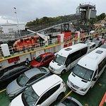 Armadale to Mallaig Ferry