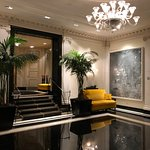 The Beautiful and Chic Lobby
