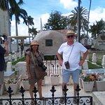 La tomba di Fidel