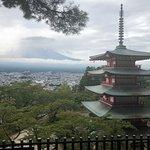 Φωτογραφία: Fuji Sengen Jinja Shrine