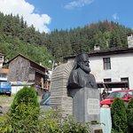 Foto authentic Rhodopean architecture