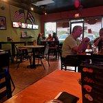 Authentic Cuban-American Cafe decor