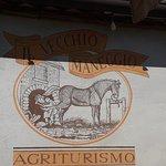 Fotografia de Agriturismo Il Vecchio Maneggio Restaurant
