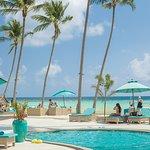 Shiva Beach Club - 800 meters of soft white sand beach.