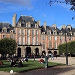 Billede af Place des Vosges