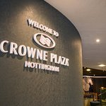 Crowne Plaza Hotel Nottingham