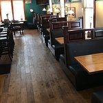 Tavern Hand Scraped Hickory Floors