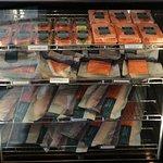 Mt. Cook Alpine Salmon Shop - salmon