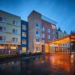Fairfield Inn & Suites by Marriott Grand Mound Centralia