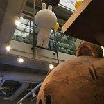 ภาพถ่ายของ Line Friends Cafe Garosu-gil