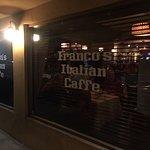 Foto de Franco's Italian Caffe