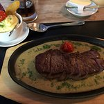 Amazing Steak. So incredible delicious!