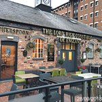 The Lord High Constable of England - J.D Wetherspoon