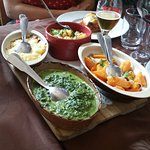 Restaurant Aux Quatre Vents Foto