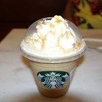 Frappuccino al caramello
