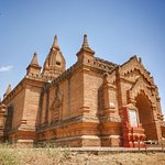 Guwahati to London Trip - Bagan