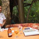 Foto de Akkaya Garden Restaurant