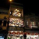 ハンガイ通りの写真