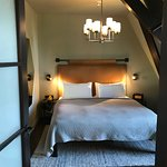 The Cosy room. Plenty of room for two. Canal view.