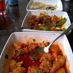 Chinese dishes to share