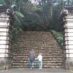Lindas escadarias de pedras