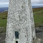 Snaefell trigpoint