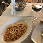 The best spaghetti bolognese on Lake Como