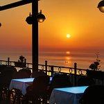Akpınar Restaurant'ta Güneşin Doğuşu