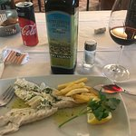 wonderful branzino al sale
