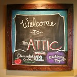 The Attic at Salish Lodge & Spa Foto