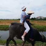 Ảnh về Hoian Aodai Ridertour
