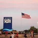 Foto van Cedar Point Amusement Park