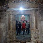 Inside Surya Mandir