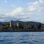 le chateau coté mer