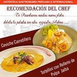 Te invitamos a deleitar exquisita propuesta al estilo de Restaurantes El Imperio Peruano ..