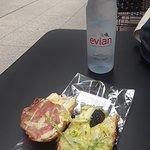Ibérico sandwich