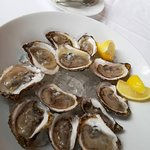 PEI oysters, need I say more ?