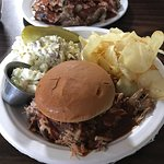 Foto de Three Sam's BBQ Joint