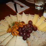 Cheese, cheese and more cheese!