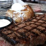 Foto de Black Angus Steak House