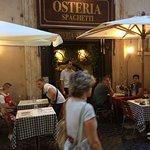 Photo de Osteria Spaghetti Roma