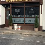 Shop front of Buffalo Boy
