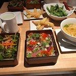 Zama Restaurant Week lunch