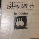 Trattoria San Martino - Le 3 Oche Foto