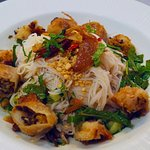 Traditional Spring Roll Salad