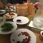 The dim sum were the best we ordered