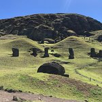 Photo of Rano Raraku