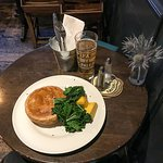 Marquis of Westminster Marquis Pot Pie... great pub food is heaven