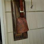 The cows & door bell